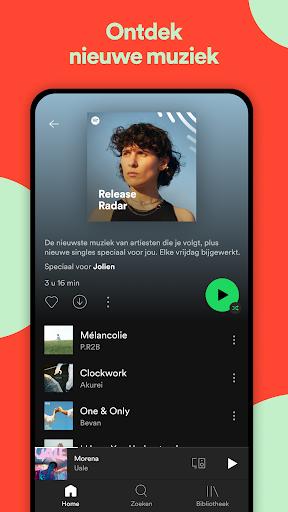 Spotify - Muziek en podcasts screenshot 6