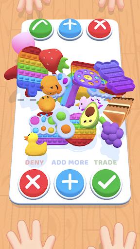 Fidget Toys Trading: Pop It Games & Fidget Trade screenshot 1