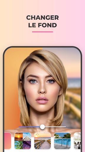 FaceApp - Éditeur de visage, relookage et beauté screenshot 4