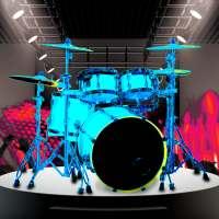 Drum Hero (rock music game, tiles style) on APKTom