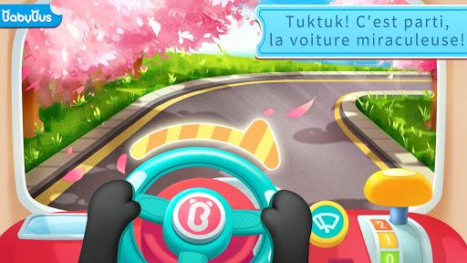 Bus scolaire de Bébé Panda screenshot 1