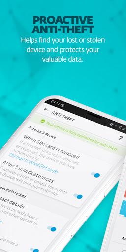 ESET Mobile Security & Antivirus screenshot 5