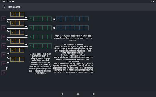 Periodic Table 2021 - Kimika screenshot 23