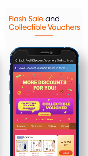 Online Shopping App In Myanmar - Shop.com.mm screenshot 7