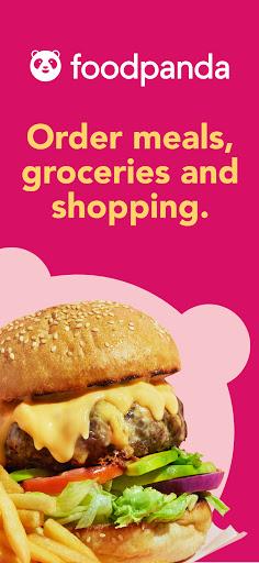 foodpanda - Local Food & Grocery Delivery screenshot 1