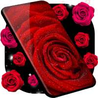 Red Rose Live Wallpaper 🌹 Flowers 4K Wallpapers on 9Apps