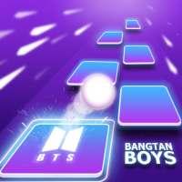 BTS Tiles Hop Music Games Songs on APKTom