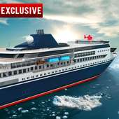 Big Cruise Ship Simulator Games : Ship Games on 9Apps