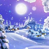Winter Landscape Wallpaper on APKTom
