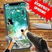 zerstöre Iphone Scherz joke on 9Apps