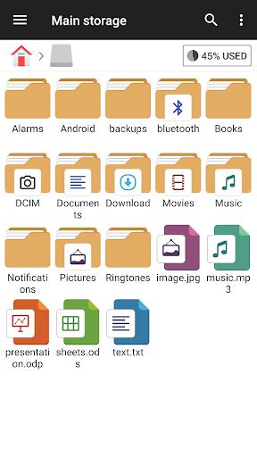 Menedżer plików screenshot 3