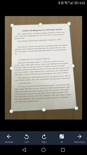 CamScanner: scan ke PDF, Word, Excel, Foto, gratis screenshot 8