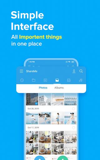 ShareMe  - #1 file sharing & data transfer app screenshot 5