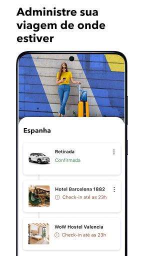 Booking - Reserva de Hotéis screenshot 4