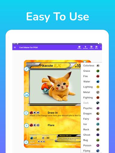 Card Maker for PKM screenshot 6