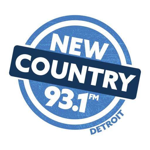 New Country 93.1 иконка