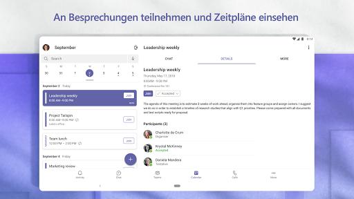 Microsoft Teams screenshot 15
