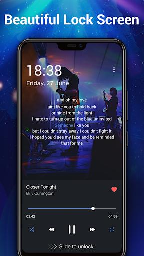 Reproductor de música -  MP3 y ecualizador de 10 screenshot 20