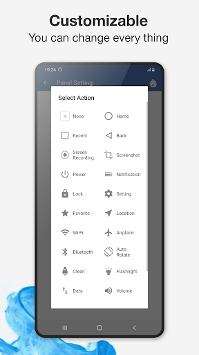 Assistive Touch para Android screenshot 5
