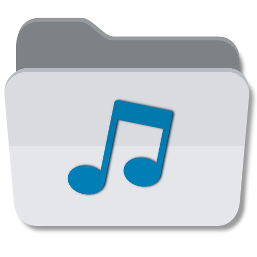 Music Folder Player Free icon