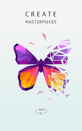 Polysphere - art of puzzle screenshot 12