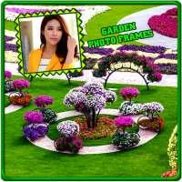 Garden Photo Frames on 9Apps