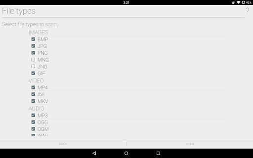 Undeleter Recover Files & Data screenshot 11
