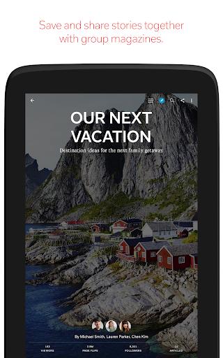 Flipboard - Latest News, Top Stories & Lifestyle screenshot 15