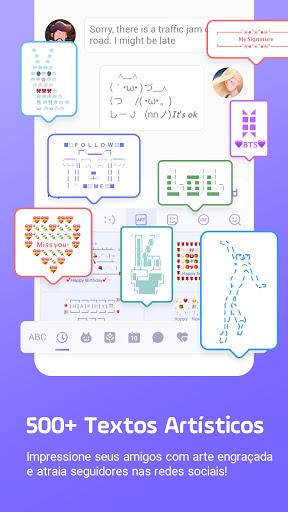 Teclado emoji Facemoji:Emoji screenshot 7