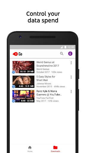 YouTube Go screenshot 4