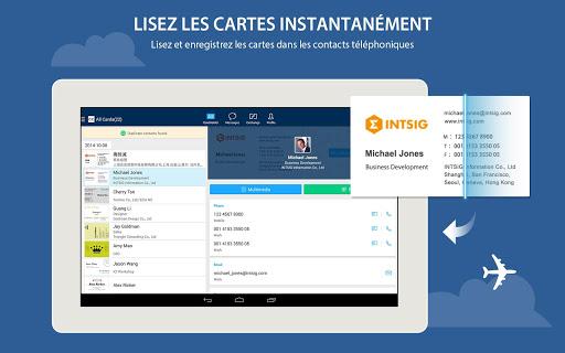 CamCard - Business Card Reader screenshot 6