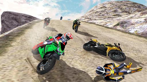 Hill Top Bike Racing screenshot 6