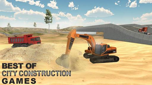 Heavy Excavator Simulator PRO screenshot 4