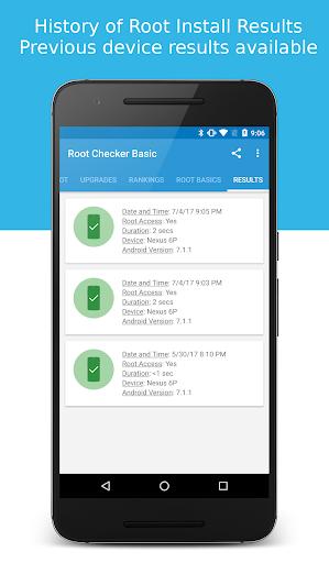 Root Checker 7 تصوير الشاشة