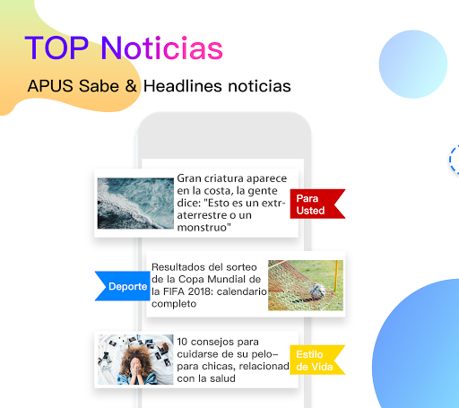 APUS Launcher: Tema,Oculta app screenshot 4