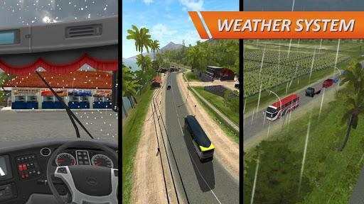 Bus Simulator Indonesia स्क्रीनशॉट 8