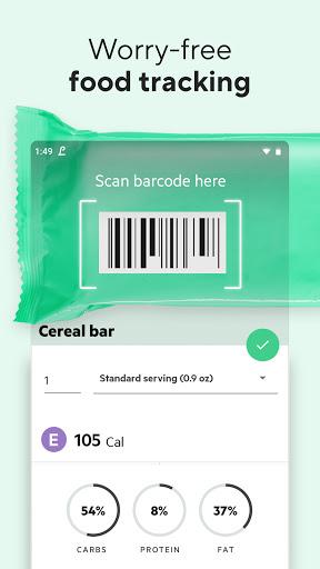 Lifesum - Diet Plan, Macro Calculator & Food Diary screenshot 8