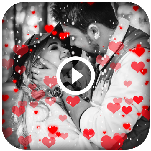 Love Video Maker : Photo Slideshow With Music icon