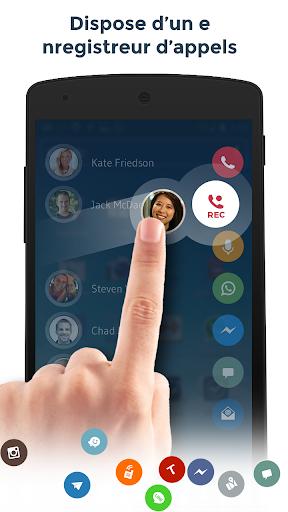 Contacts & Téléphone - drupe screenshot 4