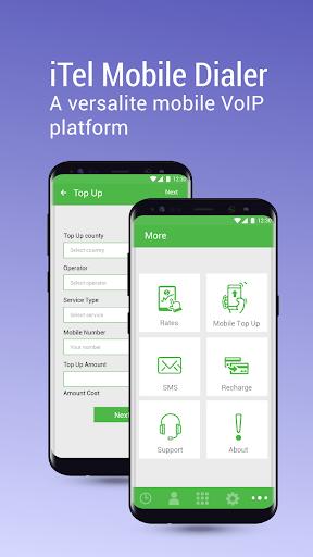 iTel Mobile Dialer Express screenshot 7