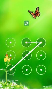 Applock Theme Spring Live screenshot 3