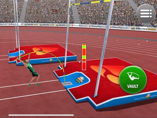 Athletics Mania: Atletica leggera giochi estivi screenshot 21