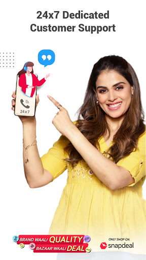 Snapdeal Shopping App -Free Delivery on all orders screenshot 6