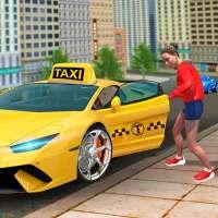 शहर टैक्सी ड्राइविंग सिम 2020: मुफ्त टैक्सी ड्राइव on 9Apps
