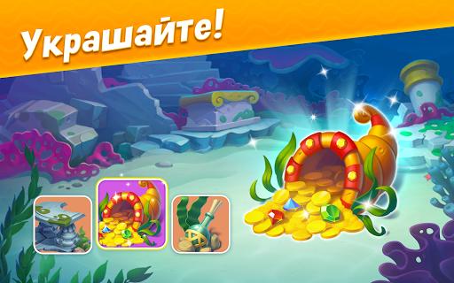 Fishdom скриншот 2