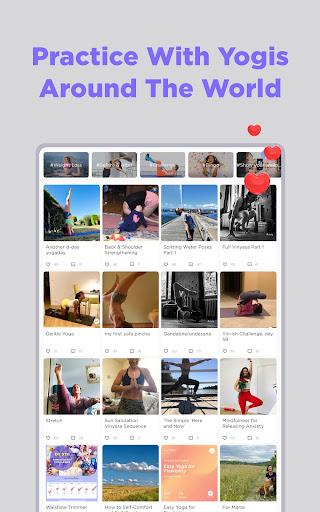 Daily Yoga   Fitness Yoga Plan&Meditation App screenshot 16