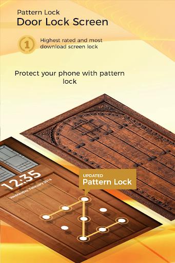 Tela de bloqueio de porta screenshot 2