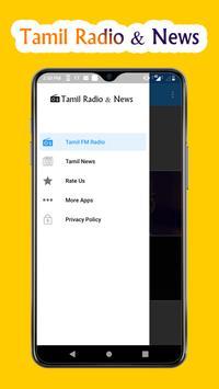 Tamil Radio & News - Online Radio, Tamil News. screenshot 1