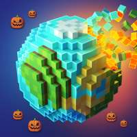 PlanetCraft: Block Craft Games on 9Apps