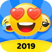 FunType Emoji Keyboard - Keyboard Tema,GIF,Sticker on 9Apps
